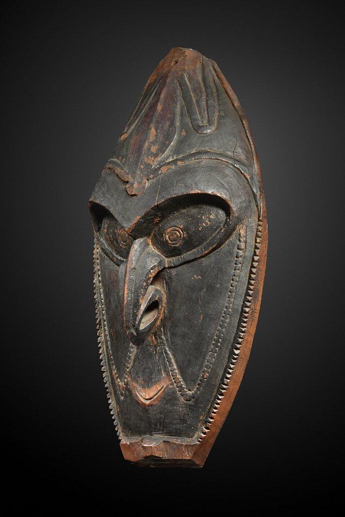 Masque Bas Sepik