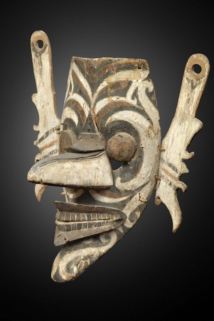 Masque Hudok - Bornéo