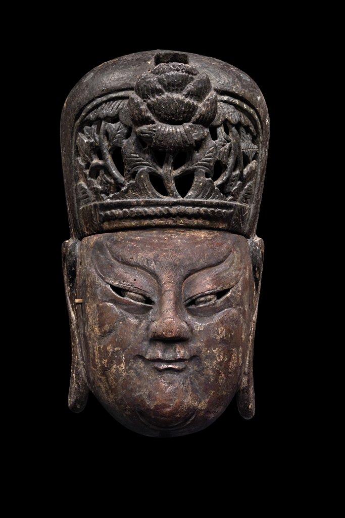 Masque de Nuo - Chine