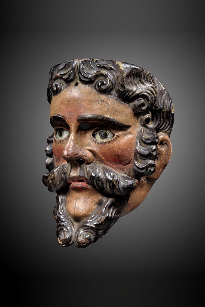 Masque de chrétien - Guatemala