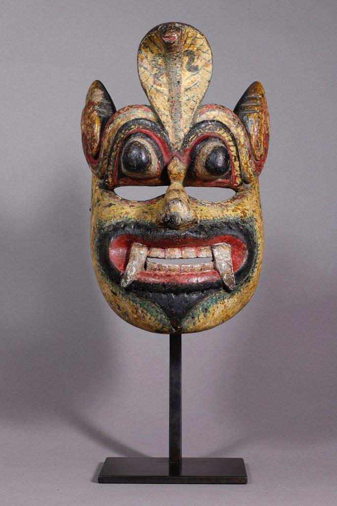 Masque de Sri Lanka 1