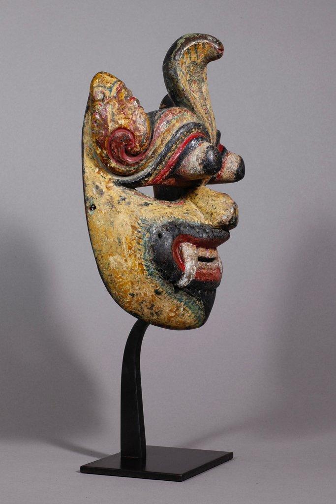 Masque de Sri Lanka 2