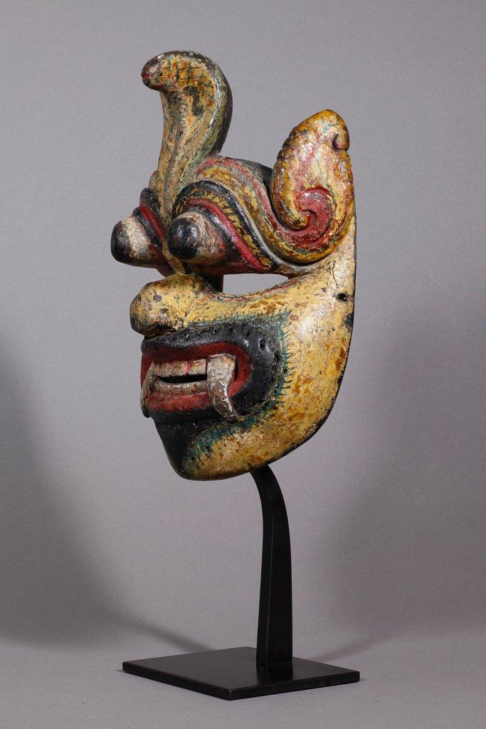 Masque de Sri Lanka 3