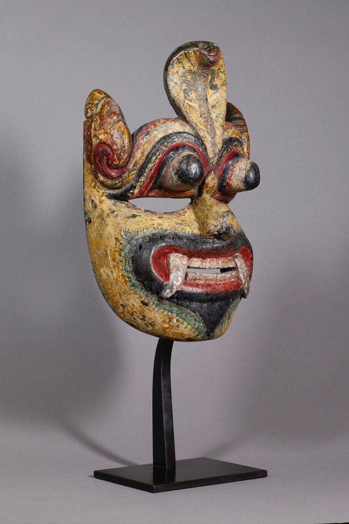 Masque de Sri Lanka 4