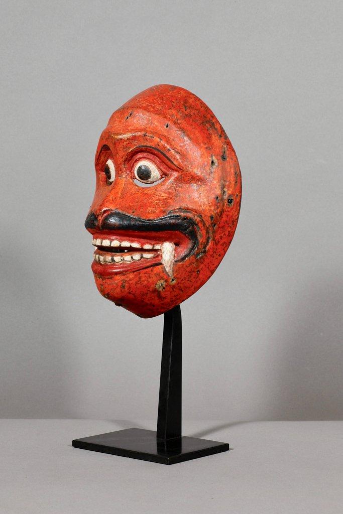 Masque de Java 3