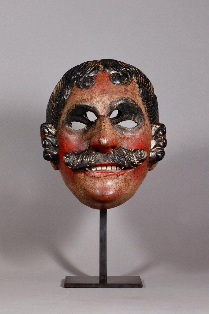 Masque de chrétien - Guatemala 1
