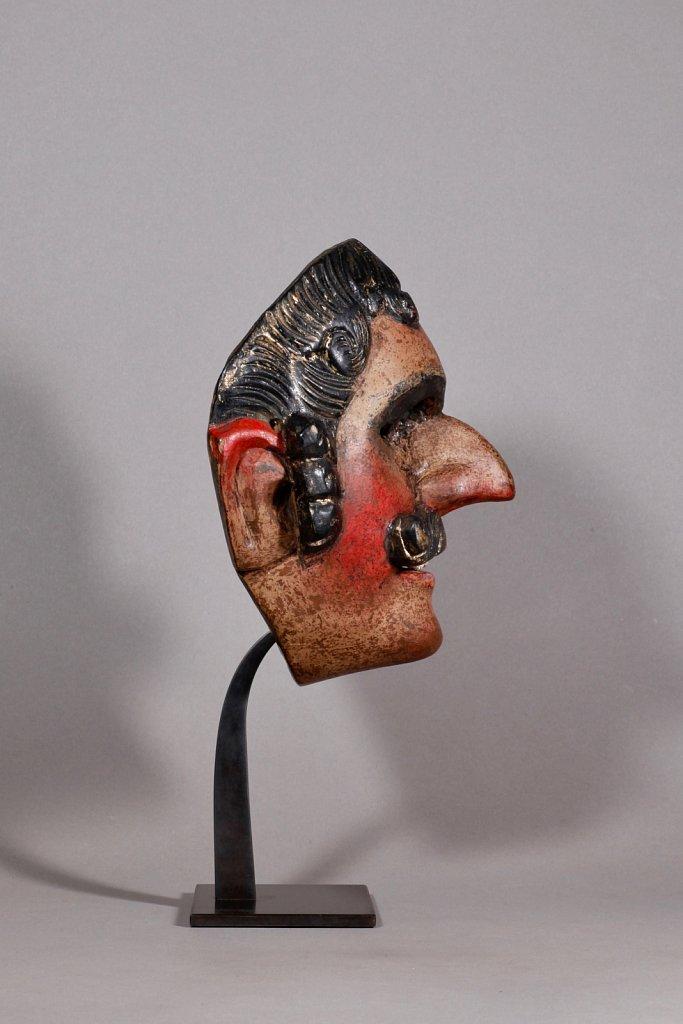 Masque de chrétien - Guatemala 5