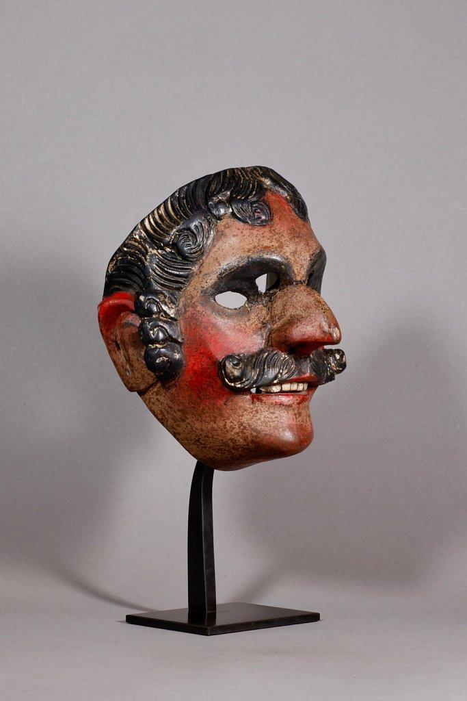 Masque de chrétien - Guatemala 6