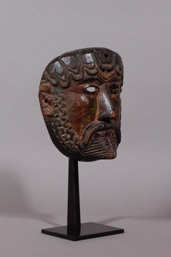 Masque de chrétien - Mexique 2