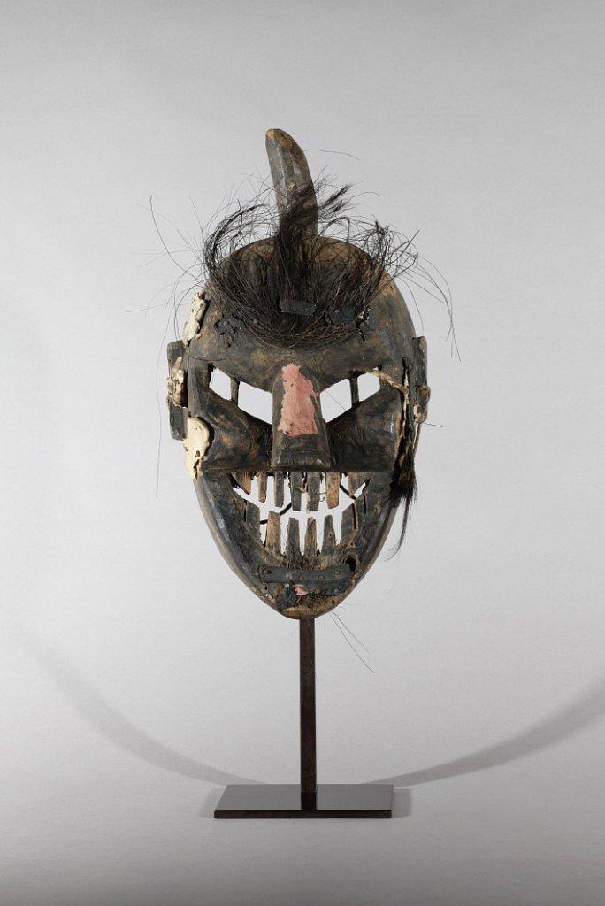 Masque rituel Yao 1