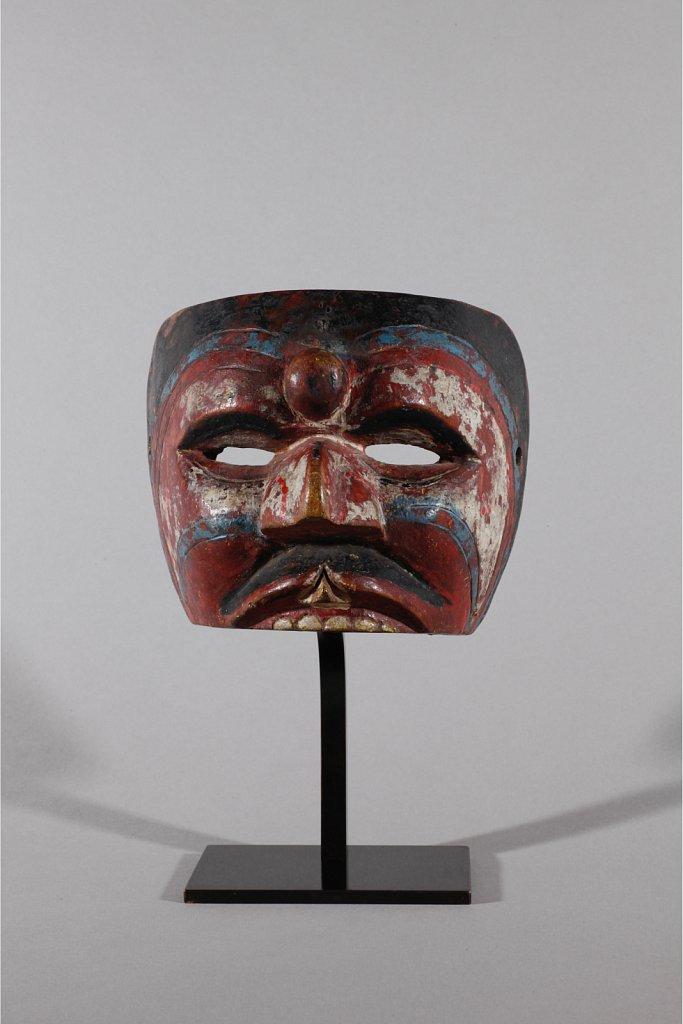 Masque du Wayang Topeng